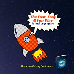 Grammar Galaxy Books