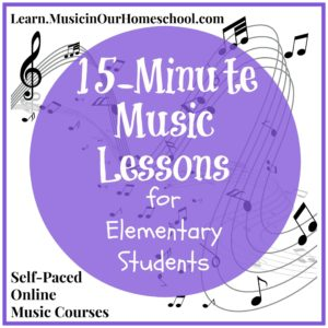 15-Minute Music Lessons