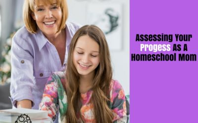 How to Assess Your Progress as a Homeschool Mom