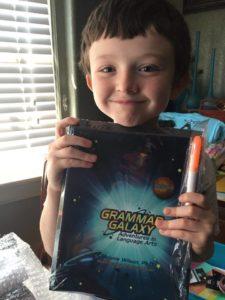 Grammar Galaxy curriculum