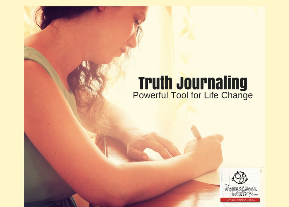 How to Truth Journal and Change Your Life